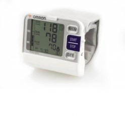 Máy đo huyết áp cổ tay Omron HEM-6052